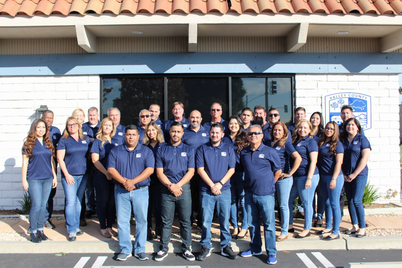 Valley County Water District Employees 2019