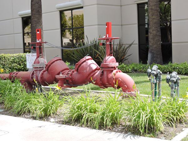 Fire Protection and Backflow in Irwindale
